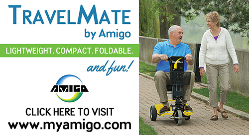 Amigo Travel Mate graphic