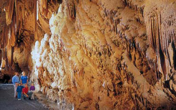 Grotto of the Gods at Shenandoah Caverns