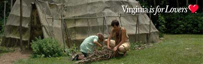 Virginia is for lovers: native american history lovers