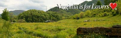 Virginia is for mountain lovers
