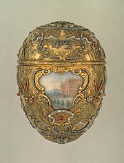 Photo of Faberge egg
