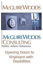 McGuireWoods: proud sponsor of AccessibleVirginia