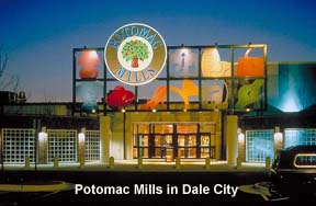 Potomac Mills in Dale City, VA