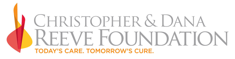 Christopher and Dana Reeve Foundation logo